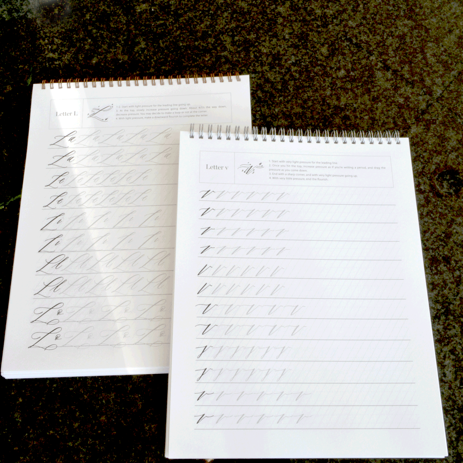 Written Word Calligraphy Calligraphy Pads