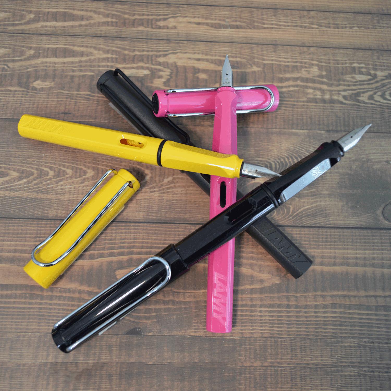 LAMY Safari Fountain Pens